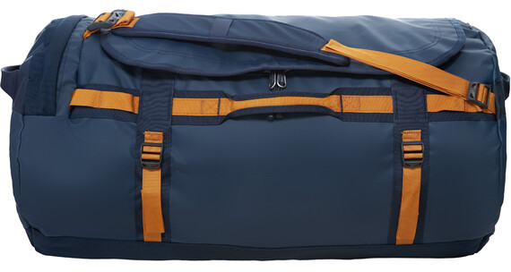 The North Face Base Camp Duffel L Urban Navy/Citrine Yellow